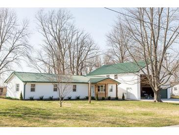Photo one of 3234 S Meridian Rd Greenfield IN 46140 | MLS 21770209