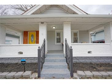 Photo one of 630 N Colorado Ave Indianapolis IN 46201   MLS 21770226