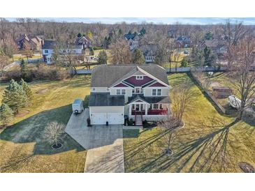 Photo one of 10049 Lakewood Dr Zionsville IN 46077 | MLS 21770497