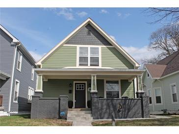 Photo one of 1027 N Tacoma Ave Indianapolis IN 46201 | MLS 21770511