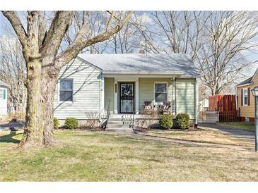 Photo one of 6117 Evanston Ave Indianapolis IN 46220 | MLS 21770594