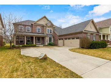 Photo one of 2831 E High Grove Cir Zionsville IN 46077   MLS 21770595