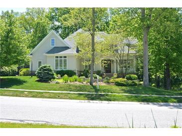 Photo one of 11761 Promontory Trl Zionsville IN 46077   MLS 21770858