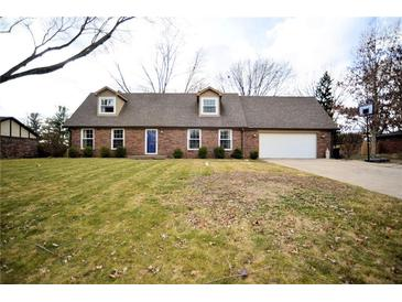 Photo one of 5972 Williams Dr Plainfield IN 46168   MLS 21770879
