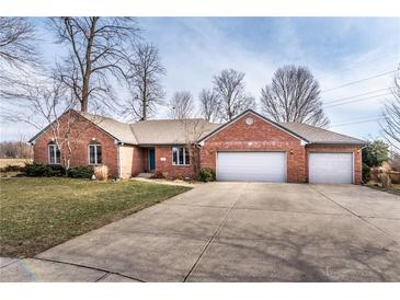 Photo one of 1550 Renee Dr Plainfield IN 46168 | MLS 21770916