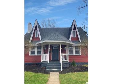 Photo one of 5957 Norwaldo Ave Indianapolis IN 46220 | MLS 21770942