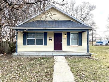 Photo one of 2601 Station St Indianapolis IN 46218 | MLS 21771033