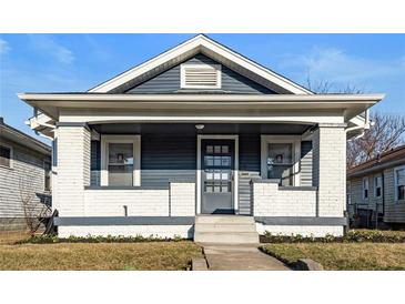 Photo one of 841 N Chester Ave Indianapolis IN 46201   MLS 21771041
