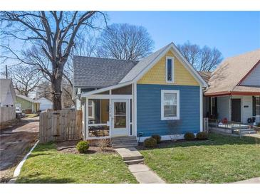 Photo one of 1028 Dawson St Indianapolis IN 46203 | MLS 21771099