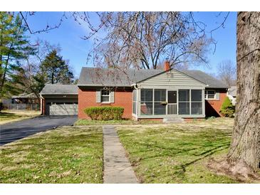 Photo one of 6118 N Dearborn St Indianapolis IN 46220 | MLS 21771162