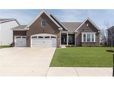 Photo one of 9973 Gallop Ln Fishers IN 46040 | MLS 21771210