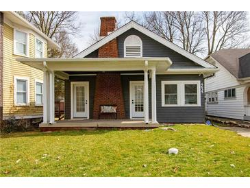 Photo one of 4635 N College Ave Indianapolis IN 46205 | MLS 21771237