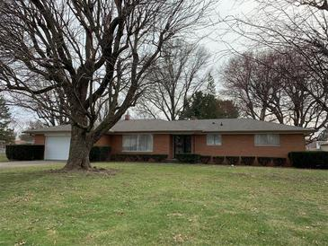 Photo one of 2117 Winchester Dr Indianapolis IN 46227 | MLS 21771254