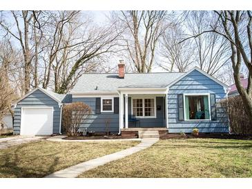 Photo one of 6307 Central Ave Indianapolis IN 46220 | MLS 21771278