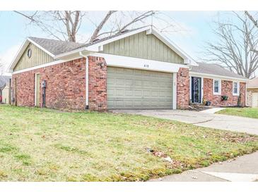 Photo one of 419 Buffalo Dr Indianapolis IN 46217 | MLS 21771293