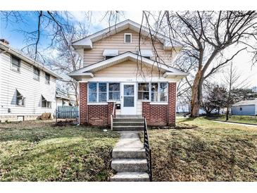 Photo one of 1103 N Linwood Ave Indianapolis IN 46201 | MLS 21771303