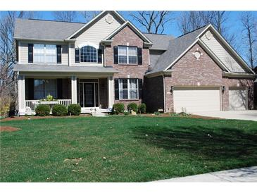 Photo one of 6851 Woodhaven Pl Zionsville IN 46077 | MLS 21771369