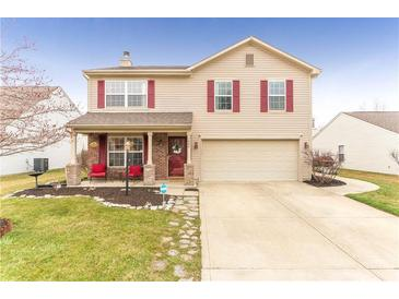 Photo one of 7844 Harshaw Dr Indianapolis IN 46239 | MLS 21771506