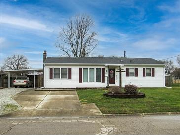Photo one of 3042 Beech Dr Columbus IN 47203 | MLS 21771509
