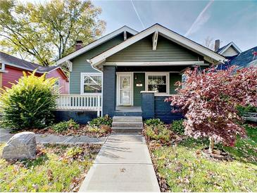 Photo one of 336 N Euclid Ave Indianapolis IN 46201 | MLS 21771516