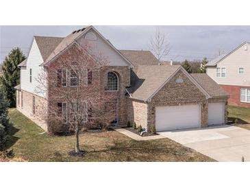 Photo one of 9256 N Bayland Dr McCordsville IN 46055 | MLS 21771518