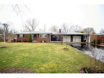 Photo one of 4834 Oaknoll Dr Indianapolis IN 46221 | MLS 21771534