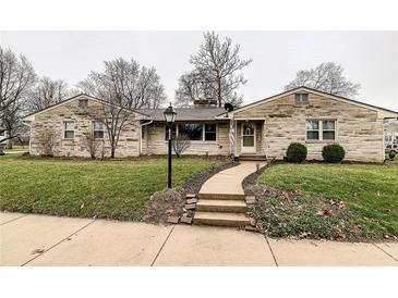 Photo one of 1401 E Castle Ave Indianapolis IN 46227   MLS 21771650