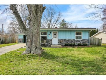 Photo one of 614 S Saratoga Dr Brownsburg IN 46112 | MLS 21771690