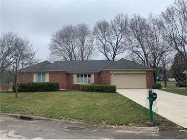 Photo one of 628 Folcroft Ct Indianapolis IN 46234 | MLS 21771736