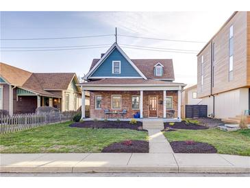 Photo one of 1625 N New Jersey St Indianapolis IN 46202 | MLS 21771765