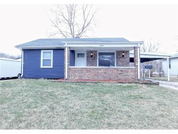 Photo one of 3414 Tiffany Dr Indianapolis IN 46226 | MLS 21771829