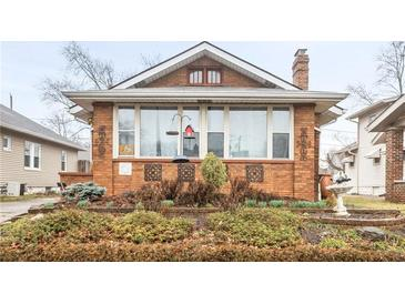 Photo one of 1450 Shannon Ave Indianapolis IN 46201 | MLS 21771835