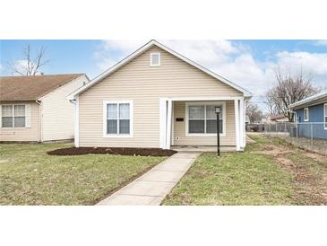 Photo one of 2615 Schofield Ave Indianapolis IN 46218   MLS 21771889