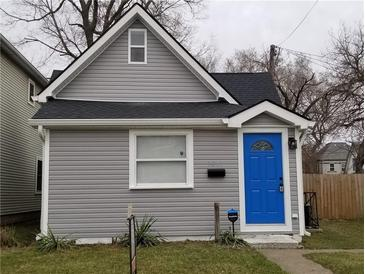 Photo one of 2821 Highland Pl Indianapolis IN 46208 | MLS 21771890