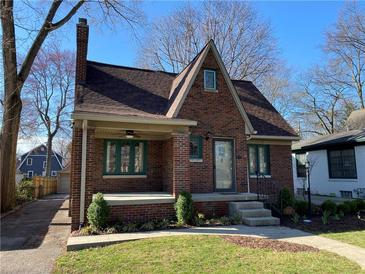 Photo one of 257 W 46Th St Indianapolis IN 46208 | MLS 21771901