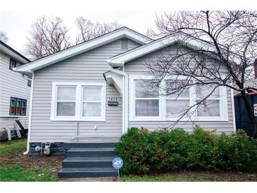 Photo one of 1815 E Riverside Dr Indianapolis IN 46202 | MLS 21771939