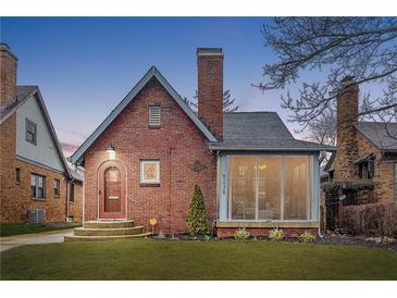 Photo one of 6238 N Haverford Ave Indianapolis IN 46220 | MLS 21771990
