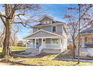 Photo one of 413 N Tacoma Ave Indianapolis IN 46201 | MLS 21772999