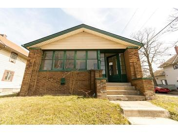 Photo one of 29 S Emerson Ave Indianapolis IN 46219 | MLS 21773064