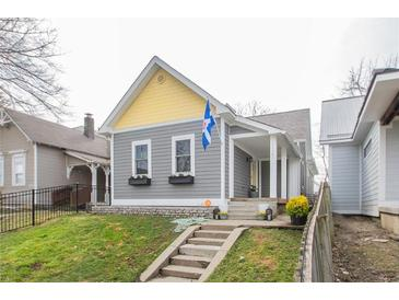 Photo one of 1123 Fletcher Ave Indianapolis IN 46203 | MLS 21773072