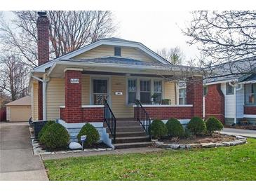 Photo one of 6049 Dewey Ave Indianapolis IN 46219 | MLS 21773087