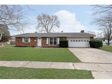 Photo one of 5632 Windmill Dr Indianapolis IN 46254 | MLS 21773135