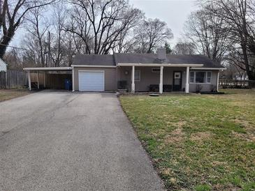 Photo one of 1705 Randall Rd Indianapolis IN 46240   MLS 21773173