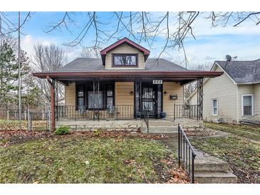 Photo one of 555 N Centennial St Indianapolis IN 46222 | MLS 21773189