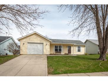 Photo one of 862 E Marshall Dr Nineveh IN 46164 | MLS 21773208