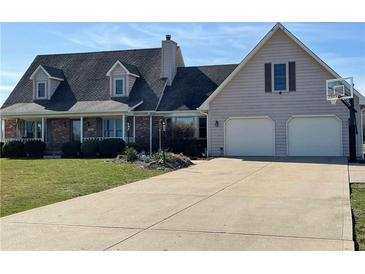 Photo one of 1757 W 700 North Greenfield IN 46140 | MLS 21773225