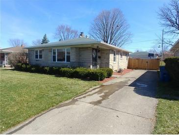Photo one of 1125 N Layman Ave Indianapolis IN 46219 | MLS 21773335