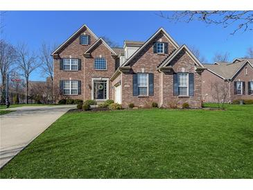 Photo one of 12764 Cullerton Way Fishers IN 46037 | MLS 21773361