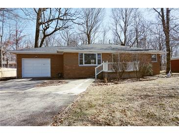 Photo one of 837 S Brentwood Ave Indianapolis IN 46239 | MLS 21773369