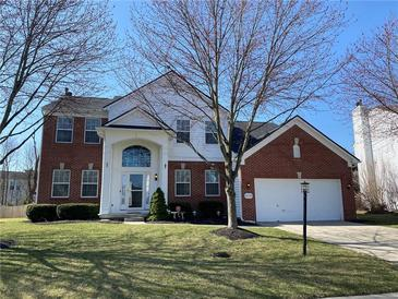 Photo one of 11791 Castlestone Dr Fishers IN 46037 | MLS 21773407